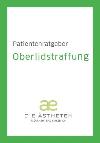 Patienteninfo Oberlidstraffung