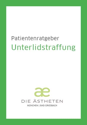 Patienteninfo Unterlidstraffung