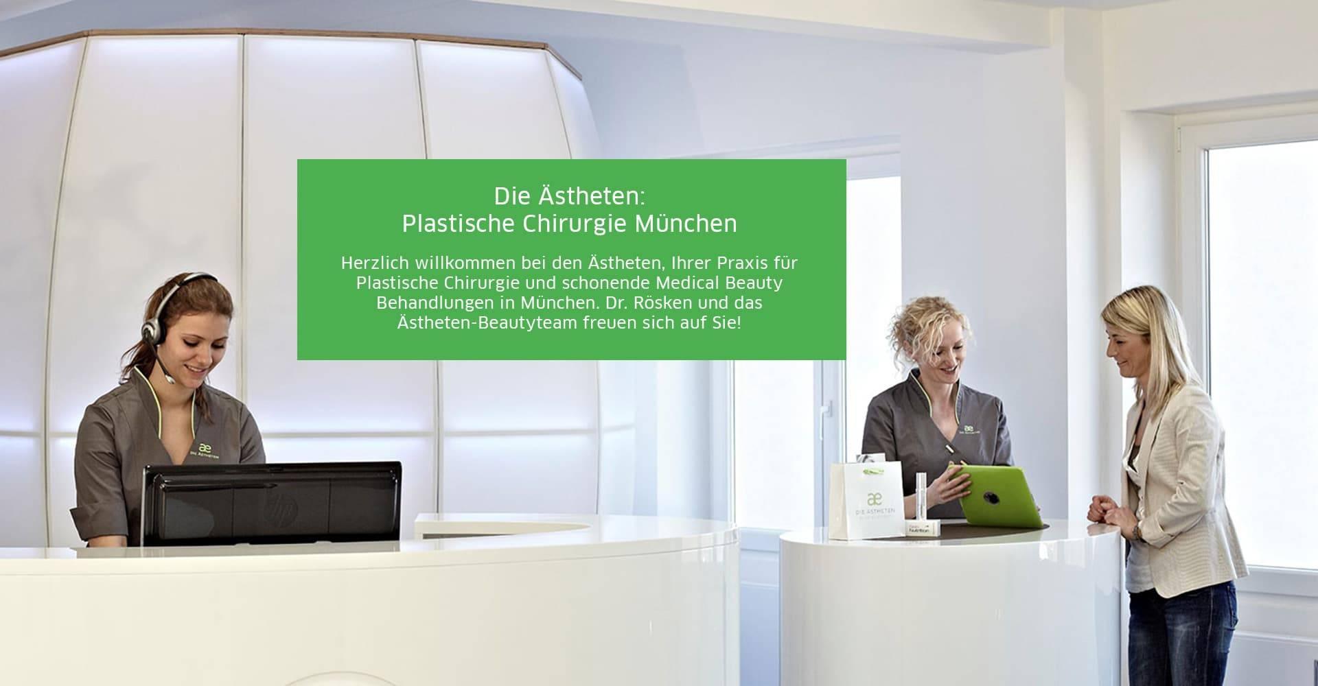 Die Ästheten | Plastische Chirurgie München