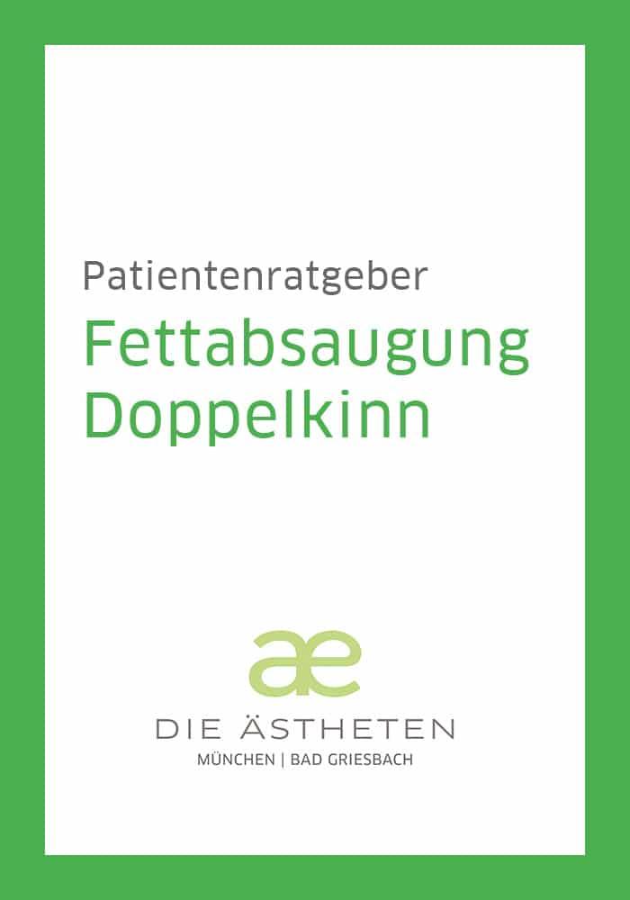 Doppelkinn entfernen Patientenratgeber
