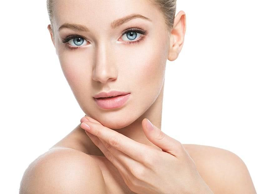 Lichttherapie Haut mobil
