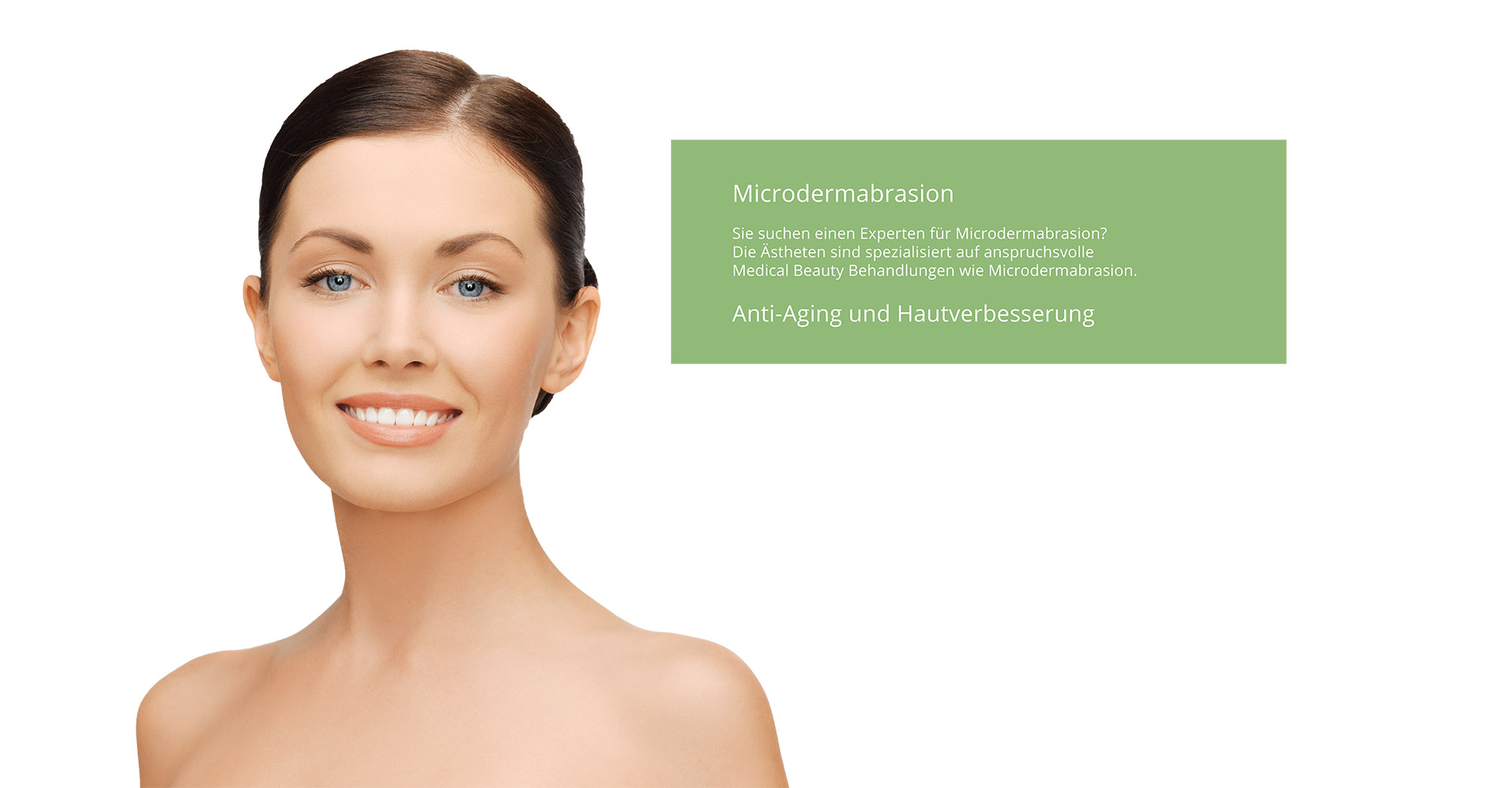 Microdermabrasion in München
